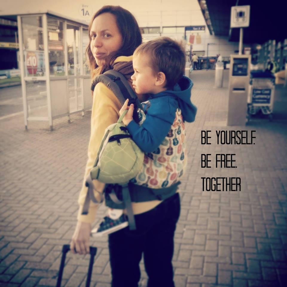 Детето вече не е бебе – има ли нужда от носене?