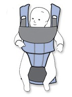 baby bjorn type of carrier-cr