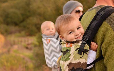 Eргономична раница за носене на бебе – коя да избера?